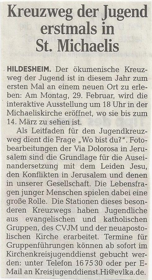 Download Ankndigung Hildesheimer Allgemeine Zeitung